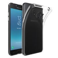 """Samsung Galaxy J2 Pro (2018) SM-J250F/ Galaxy Grand Prime Pro (2018) 5.0"""": Accessoire Housse Etui Coque gel UltraSlim et Ajustement parfait - TRANSPARENT"""