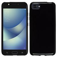 """Asus Zenfone 4 Max ZC520KL 5.2"""" (non compatible Zenfone 4 Max ZC554KL 5.5""""): Housse Coque TPU Silicone Gel Souple Translucide Ultra Fine - NOIR"""