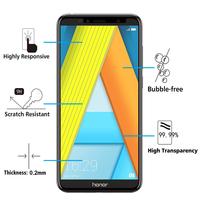 """Huawei Honor 7A (2018) 5.7"""": 1 Film de protection d'écran Verre Trempé"""