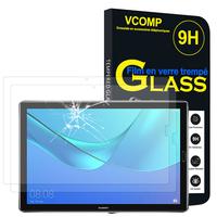 """Huawei MediaPad M5 10/ M5 10 Pro 10.8"""": Lot / Pack de 2 Films de protection d'écran Verre Trempé"""