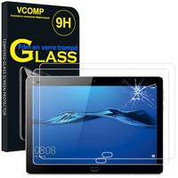 """Huawei MediaPad M3 Lite 10 (10.1""""): Lot / Pack de 2 Films de protection d'écran Verre Trempé"""