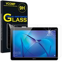 """Huawei MediaPad T3 10 (9.6"""") AGS-L09/ AGS-W09/ AGS-L03: 1 Film de protection d'écran Verre Trempé"""