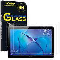 """Huawei MediaPad T3 10 (9.6"""") AGS-L09/ AGS-W09/ AGS-L03: Lot / Pack de 2 Films de protection d'écran Verre Trempé"""