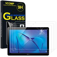 """Huawei MediaPad T3 10 (9.6"""") AGS-L09/ AGS-W09/ AGS-L03: Lot / Pack de 3 Films de protection d'écran Verre Trempé"""