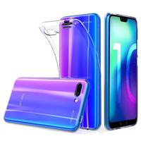 """Huawei Honor 10/ Honor 10 GT 5.84"""" (non compatible Huawei Honor View 10 5.99""""): Accessoire Housse Etui Coque gel UltraSlim et Ajustement parfait - TRANSPARENT"""