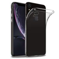 """Apple iPhone XR (2018) 6.1"""" A1984: Accessoire Housse Etui Coque gel UltraSlim et Ajustement parfait - TRANSPARENT"""
