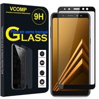 "Samsung Galaxy A8 (2018) A530F 5.6""/ A8 (2018) Duos A530F/DS: 1 Film de protection d'écran Verre Trempé"