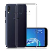 """Asus Zenfone Max Pro (M1) ZB601KL/ ZB602KL 5.99"""" (non compatible Zenfone Max Plus (M1) ZB570TL/ Zenfone Max (M1) ZB555KL/ ZB556KL): Accessoire Housse Etui Coque gel UltraSlim et Ajustement parfait - TRANSPARENT"""