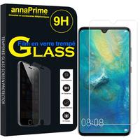 """Huawei Mate 20 6.53"""" HMA-L09/ HMA-L29 (non compatible Mate 20 lite/ Mate 20 Pro/ Mate 20 X): 1 Film de protection d'écran Verre Trempé"""