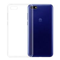 """Huawei Y5 Lite (2018) 5.45"""" DRA-LX5 [Les Dimensions EXACTES du telephone: 146.5 x 70.9 x 8.3 mm]: Accessoire Housse Etui Coque gel UltraSlim et Ajustement parfait - TRANSPARENT"""