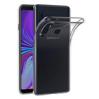 """Samsung Galaxy A9 (2018) 6.3"""" SM-A920F/ Galaxy A9S/ A9 Star Pro (non compatible Galaxy A9 (2016) 6.0""""): Accessoire Housse Etui Coque gel UltraSlim et Ajustement parfait - TRANSPARENT"""