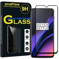 """OnePlus 6T 6.41"""" A6010 A6013 (non compatible OnePlus 6 6.28"""") [Les Dimensions EXACTES du telephone: 157.5 x 74.8 x 8.2 mm]: 1 Film de protection d'écran Verre Trempé"""