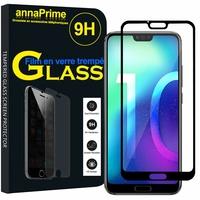 """Huawei Honor 10/ Honor 10 GT 5.84"""" (non compatible Huawei Honor View 10 5.99""""): 1 Film de protection d'écran Verre Trempé"""