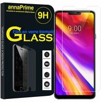 """LG Q9 6.1"""" LM-Q925S/ LM-Q925K/ LM-Q925L [Les Dimensions EXACTES du telephone: 153.2 x 71.9 x 7.9 mm]: 1 Film de protection d'écran Verre Trempé"""