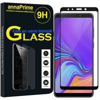 "Samsung Galaxy A9 (2018) 6.3"" SM-A920F/ Galaxy A9S/ A9 Star Pro (non compatible Galaxy A9 (2016) 6.0""): 1 Film de protection d'écran Verre Trempé"