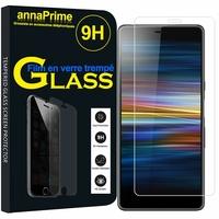 """Sony Xperia L3 5.7"""" I3312 I4312 I4332 I3322 [Les Dimensions EXACTES du telephone: 154 x 72 x 8.9 mm]: 1 Film de protection d'écran Verre Trempé"""