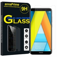 "Huawei Enjoy 8E 5.7"" ATU-AL10 ATU-TL10 (non compatible Huawei Enjoy 8E YOUTH 5.45""): 1 Film de protection d'écran Verre Trempé"