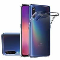 "Xiaomi Mi 9/ Mi9 6.39"" (non compatible Xiaomi Mi 9 SE 5.97""): Accessoire Housse Etui Coque gel UltraSlim et Ajustement parfait - TRANSPARENT"