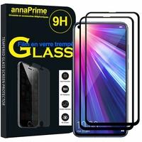 """Huawei Honor View 20 6.4""""/ Honor View20/ Honor V20: Lot / Pack de 2 Films de protection d'écran Verre Trempé"""