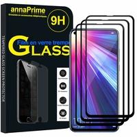 """Huawei Honor View 20 6.4""""/ Honor View20/ Honor V20: Lot / Pack de 3 Films de protection d'écran Verre Trempé"""