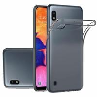 """Samsung Galaxy A10 6.2"""" SM-A105F/ A105F/DS [Les Dimensions EXACTES du telephone: 155.6 x 75.6 x 7.9 mm]: Accessoire Housse Etui Coque gel UltraSlim et Ajustement parfait - TRANSPARENT"""