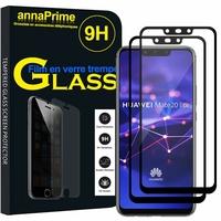 """Huawei Mate 20 Lite 6.3""""/ Maimang 7/ SNE-AL00/ SNE-LX1: Lot / Pack de 2 Films de protection d'écran Verre Trempé"""