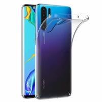 """Huawei P30 Pro 6.47"""" VOG-L29/ VOG-L09/ VOG-L04/ VOG-AL00/ VOG-TL00 (non compatible Huawei P30/ P30 Lite): Accessoire Housse Etui Coque gel UltraSlim et Ajustement parfait - TRANSPARENT"""