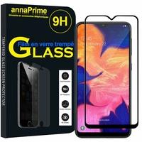 """Samsung Galaxy A10 6.2"""" SM-A105F/ A105F/DS [Les Dimensions EXACTES du telephone: 155.6 x 75.6 x 7.9 mm]: 1 Film de protection d'écran Verre Trempé"""
