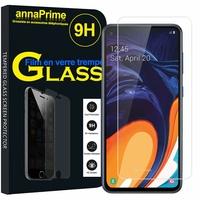 "Samsung Galaxy A60 (2019) 6.3"" SM-A606F/ SM-A606F/DS/ SM-A6060 (non compatible Galaxy A6 (2018) 5.6""): 1 Film de protection d'écran Verre Trempé"