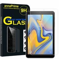 """Samsung Galaxy Tab A 8.0 (2018) 8.0"""" SM-T387/ SM-T387W/ SM-T387V (non compatible Galaxy Tab A 8 (2019)): 1 Film de protection d'écran Verre Trempé"""