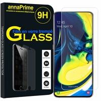 """Samsung Galaxy A80/ A90 6.7"""" SM-A805F/ A805X/ A805XC/ A805N/ A805F/DS/ A805F/DSM: 1 Film de protection d'écran Verre Trempé"""
