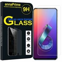"""Asus Zenfone 6 ZS630KL 6.4""""/ Zenfone 6z/ Zenfone 6 2019/ ASUS_I01WD: 1 Film de protection d'écran Verre Trempé"""