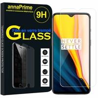"""OnePlus 7 6.41"""" GM1901 (non compatible OnePlus 7 Pro 6.67"""") [Les Dimensions EXACTES du telephone: 157.7 x 74.8 x 8.2 mm]: 1 Film de protection d'écran Verre Trempé"""