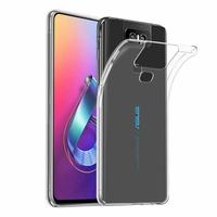 """Asus Zenfone 6 ZS630KL 6.4""""/ Zenfone 6z/ Zenfone 6 2019/ ASUS_I01WD: Accessoire Housse Etui Coque gel UltraSlim et Ajustement parfait - TRANSPARENT"""