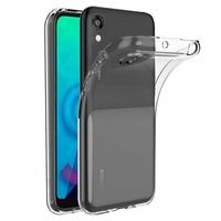 """Huawei Honor 8S 5.71"""" KSE-LX9 (non compatible Honor 8 5.2"""") [Les Dimensions EXACTES du telephone: 147.1 x 70.8 x 8.5 mm]: Accessoire Housse Etui Coque gel UltraSlim et Ajustement parfait - TRANSPARENT"""