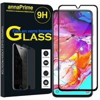 "Samsung Galaxy A70 6.7"" SM-A705F/ SM-A7050/ SM-A705FN/ SM-A705F/DS [Les Dimensions EXACTES du telephone: 164.3 x 76.7 x 7.9 mm]: 1 Film de protection d'écran Verre Trempé"