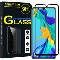 """Huawei P30 6.1"""" ELE-L29/ ELE-L09/ ELE-AL00/ ELE-TL00 (non compatible Huawei P30 Lite/ P30 Pro): 1 Film de protection d'écran Verre Trempé"""
