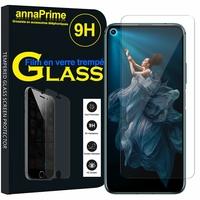 """Huawei Honor 20 Pro 6.26"""" YAL-AL10 YAL-TL10 (non compatible Huawei Honor 20 Lite 6.21""""/ Honor View 20 6.4""""): 1 Film de protection d'écran Verre Trempé"""