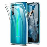 "Huawei Honor 20/ Huawei nova 5T 6.26"" YAL-L21 YAL-AL00 YAL-TL00 (non compatible Huawei Honor 20 Lite 6.21""/ Honor 20i 6.21""/ Honor View 20 6.4""): Accessoire Housse Etui Coque gel UltraSlim et Ajustement parfait - TRANSPARENT"