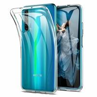 """Huawei Honor 20 Pro 6.26"""" YAL-AL10 YAL-TL10 (non compatible Huawei Honor 20 Lite 6.21""""/ Honor View 20 6.4""""): Accessoire Housse Etui Coque gel UltraSlim et Ajustement parfait - TRANSPARENT"""