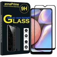"""Samsung Galaxy A10S 6.2"""" SM-A107F SM-A107M A107F/DS A107M/DS (non compatible Galaxy A10E 5.83""""): 1 Film de protection d'écran Verre Trempé"""