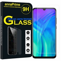 "Huawei Honor 20i 6.21"" HRY-TL00T AL00TA (non compatible Huawei Honor 20 6.26""/ Honor View 20 6.4""): 1 Film de protection d'écran Verre Trempé"