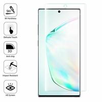 """Samsung Galaxy Note10/ Note 10 5G 6.3"""" SM-N970F N970U N970U1 N9700 N970W N9700 N970N N971U N971N: 1 Film en Verre Trempé Bord Incurvé Resistant"""
