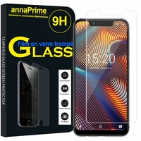 UMIDIGI A3/ A3 Pro [Les Dimensions EXACTES du telephone: 147.2 x 70.2 x 8.7 mm]: 1 Film de protection d'écran Verre Trempé