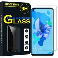 """Huawei Nova 5i 6.4""""GLK-LX1 LX1U LX2 LX3 AL00 TL00 (non compatible Huawei nova 5 6.39""""/ Nova 5i Pro 6.26""""): 1 Film de protection d'écran Verre Trempé"""