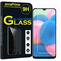 "Samsung Galaxy A30S 6.4"" SM-A307F A307FN A307G A307GN A307GT A307YN [Les Dimensions EXACTES du telephone: 158.5 x 74.7 x 7.8 mm]: 1 Film de protection d'écran Verre Trempé"