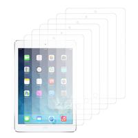 Apple iPad Air 2: Lot / Pack de 6x Films de protection d'écran clear transparent