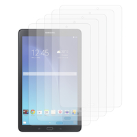 Samsung Galaxy Tab E 9.6 T560 T561: Lot / Pack de 5x Films de protection d'écran clear transparent