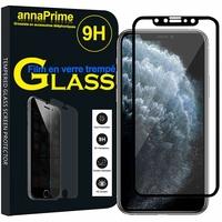 """Apple iPhone 11 Pro 5.8"""" A2215 A2160 A2217 (non compatible iPhone 11 6.1""""/ iPhone 11 Pro Max 6.5""""): 1 Film de protection d'écran Verre Trempé"""