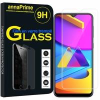 """Samsung Galaxy M10S 6.4"""" SM-M107F M107F/DS M107G M107Y M107M (non compatible Galaxy M10 6.22""""): 1 Film de protection d'écran Verre Trempé"""